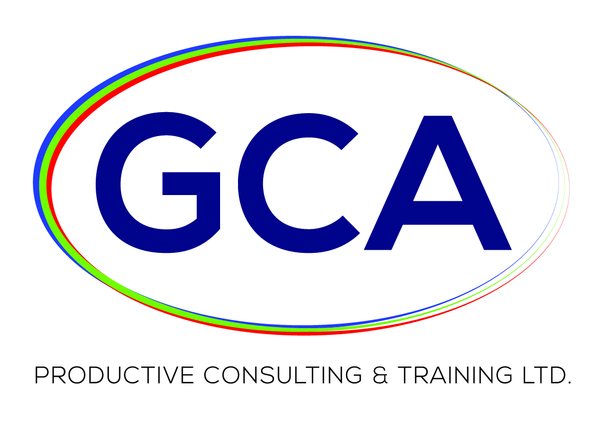 Logo for GCA Productive Consulting and Training