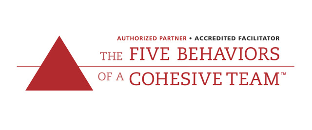 Five Behaviors of a Cohesive Team Facilitator Accredidation