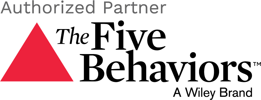 Five Behaviors Trainer and Authorized Partner
