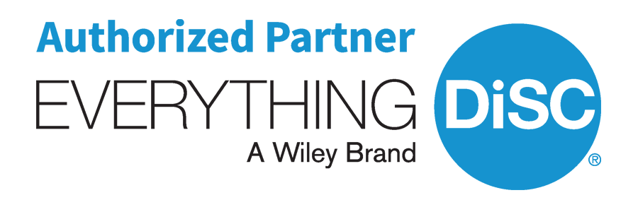 Certified Trainer and Authorized Partner Everything DiSC