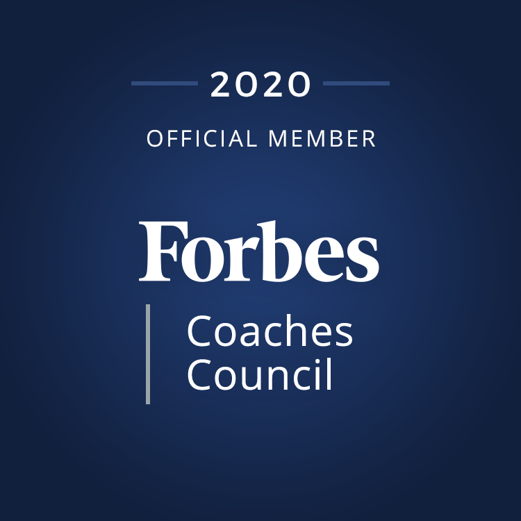 Official Member of Forbes Coaches Council