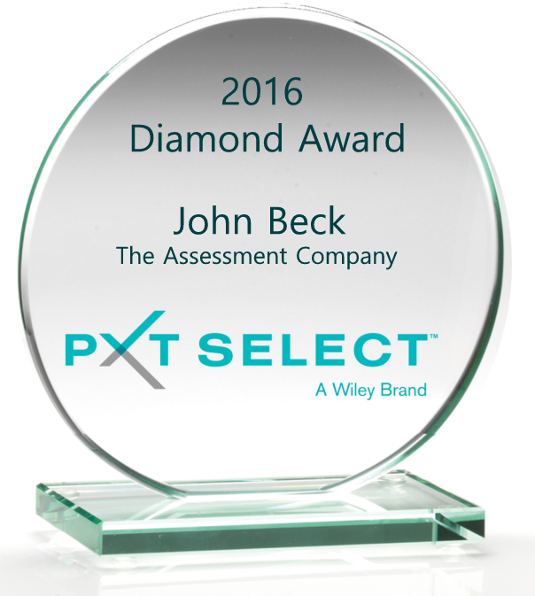 The Assessment Company John Beck PXT Select