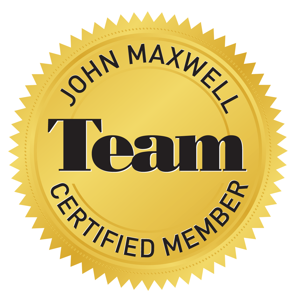 Certified Speaker, Trainer, and Coach with the John Maxwell Team