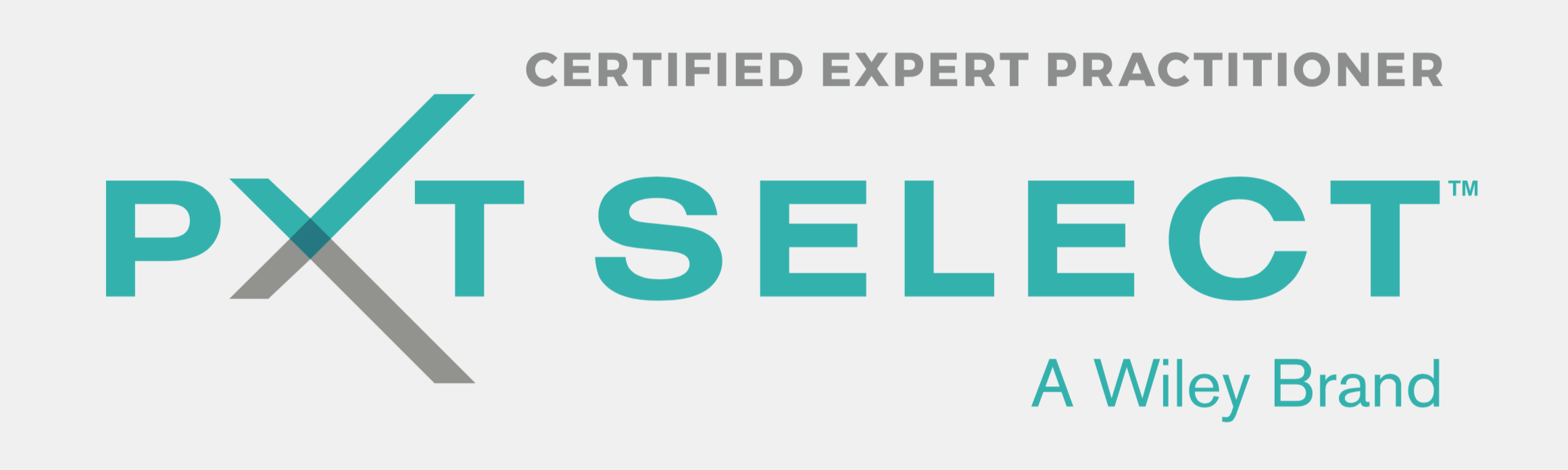 PXT Select Certified Expert Practitioner