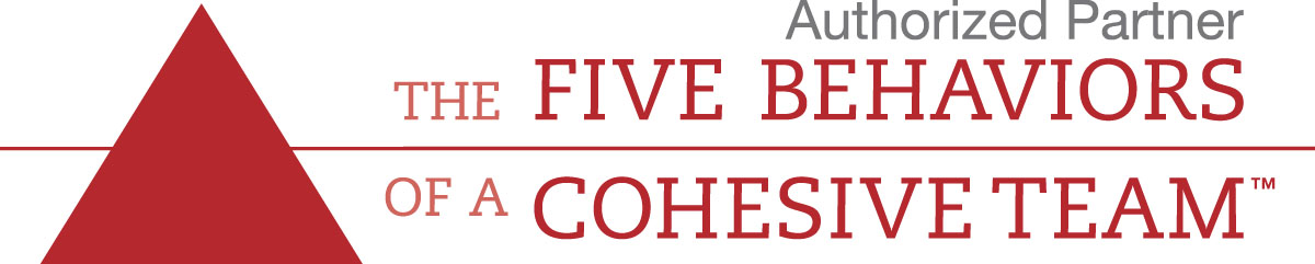 The Five Behaviors of a Cohesive Team™  Logo