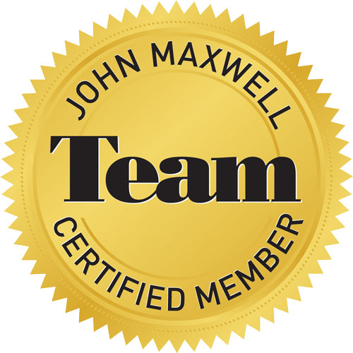John Maxwell Certified Coach and Trainer